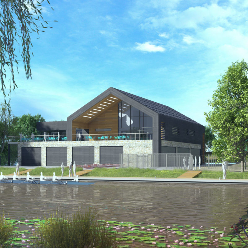 Chester Watersports Hub