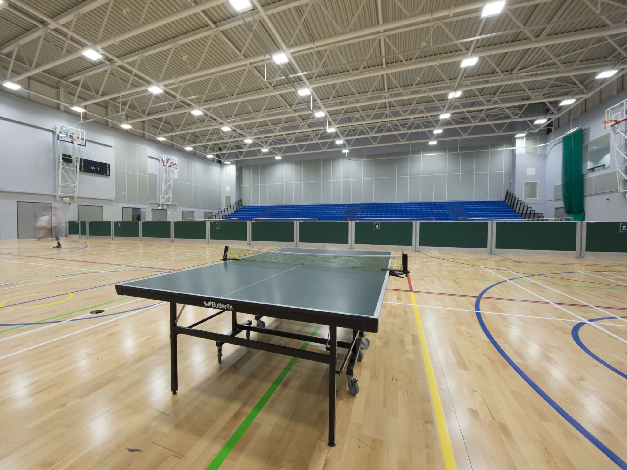 EPIC sports hall