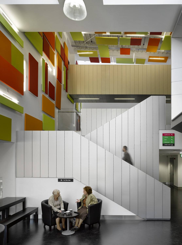 Didcot Arts Centre interior