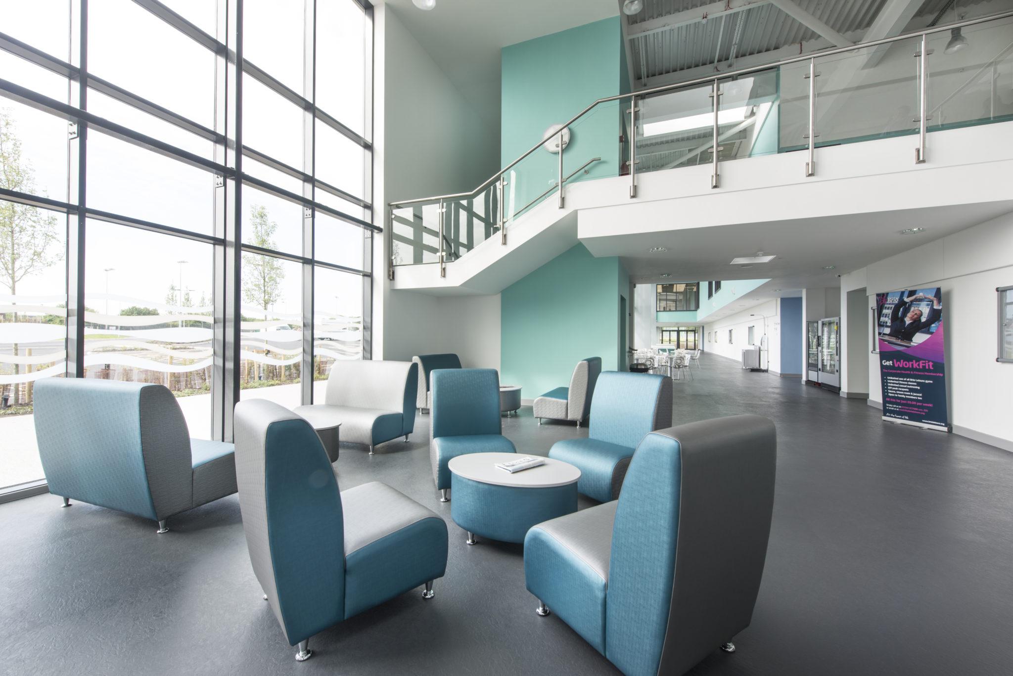 EPIC internal seating