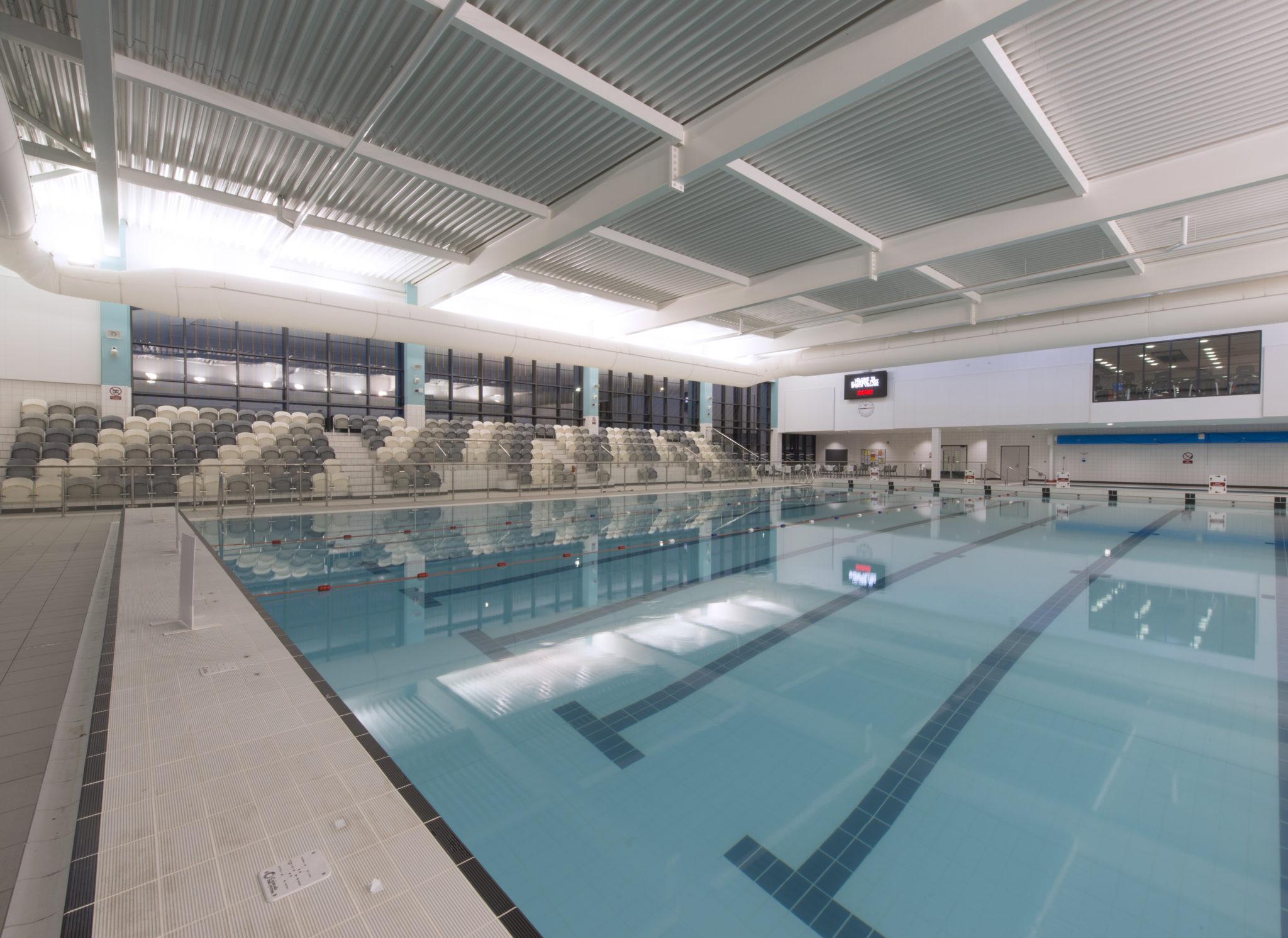 EPIC swimming pool