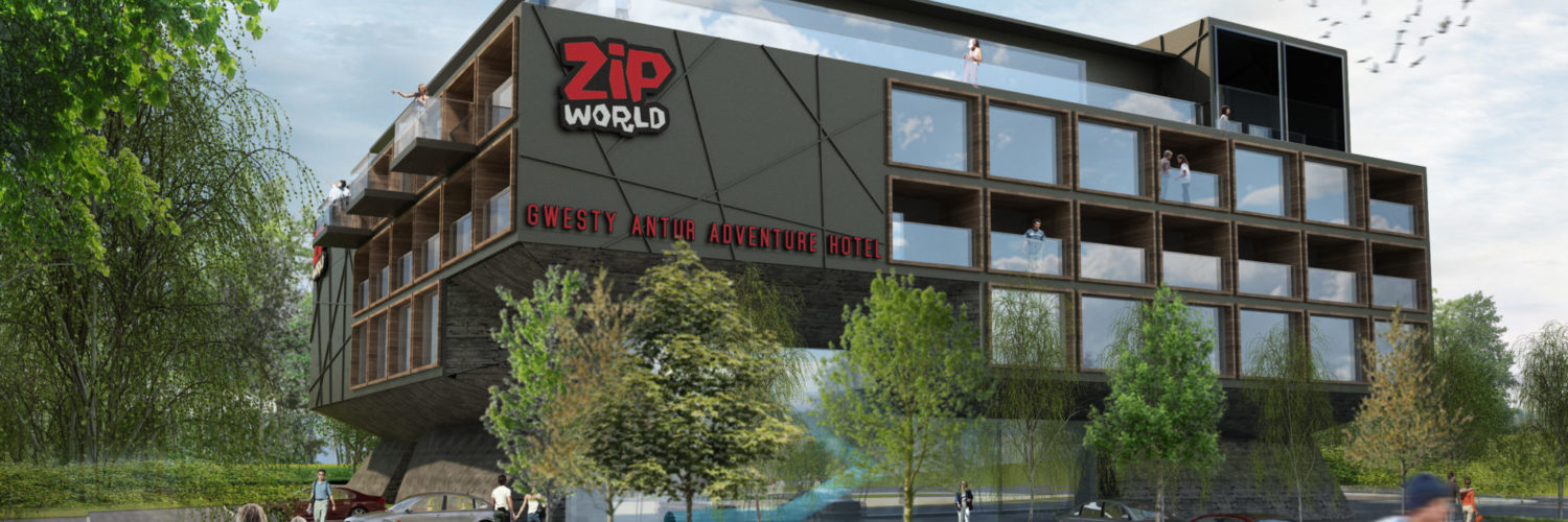 Zip World Adventure Hotel
