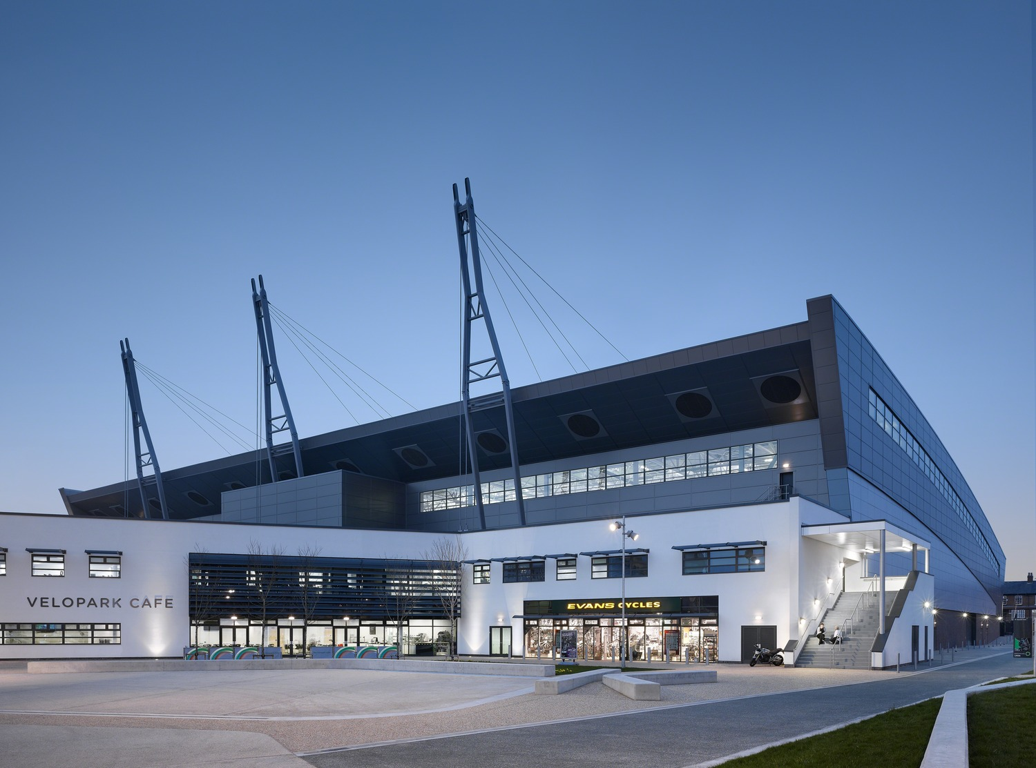 The National Cycling BMX Centre