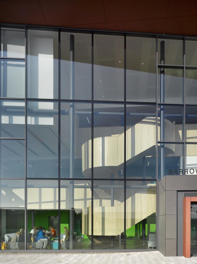 Barrow Hall 6th Form College, Warrington