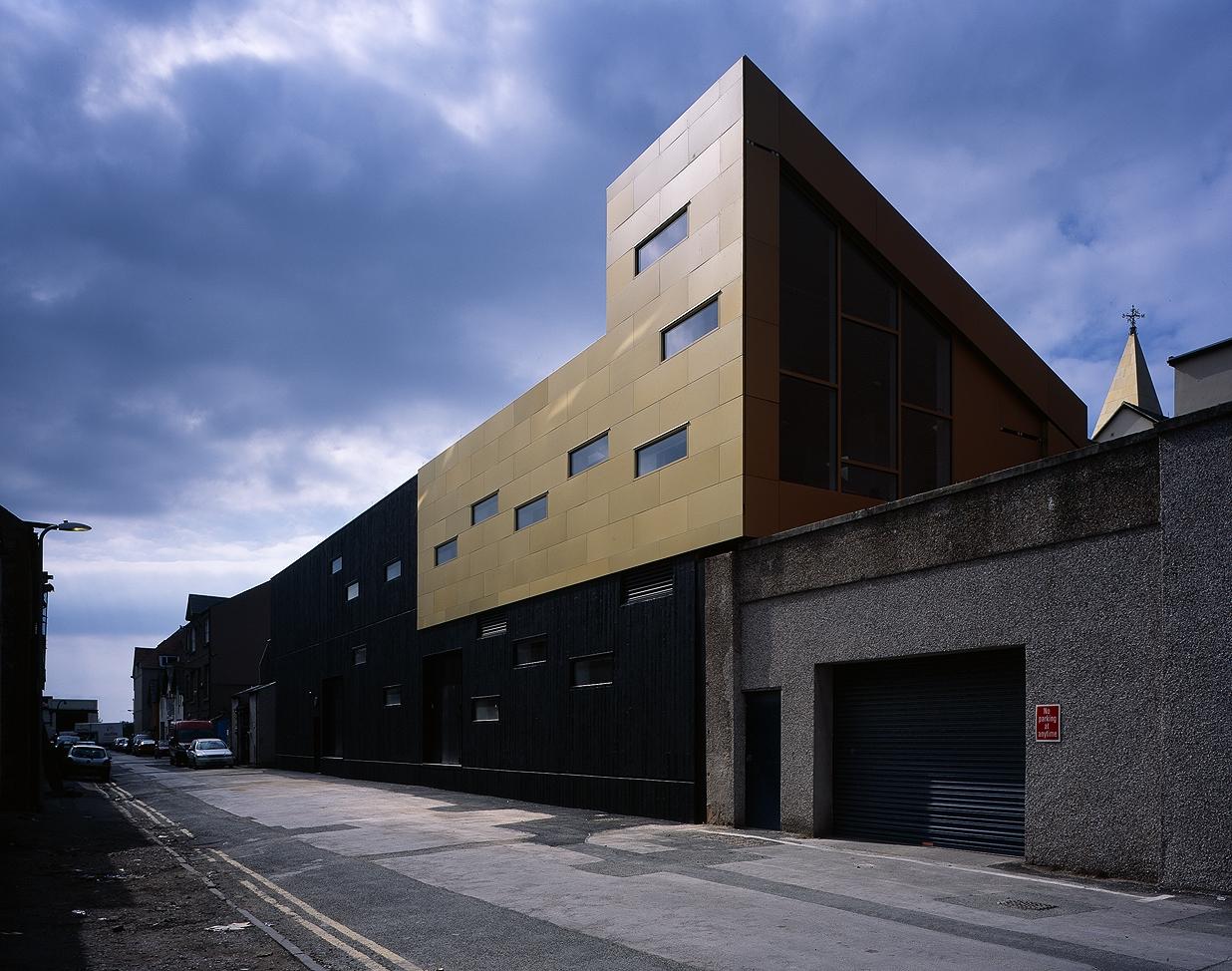 Oriel Mostyn Art Gallery, Wales