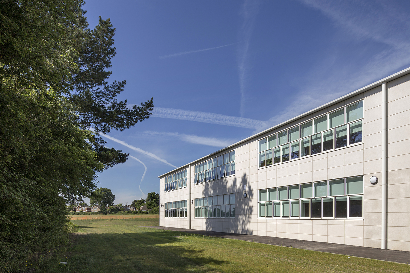 St Crispin's Science Block, Wokingham