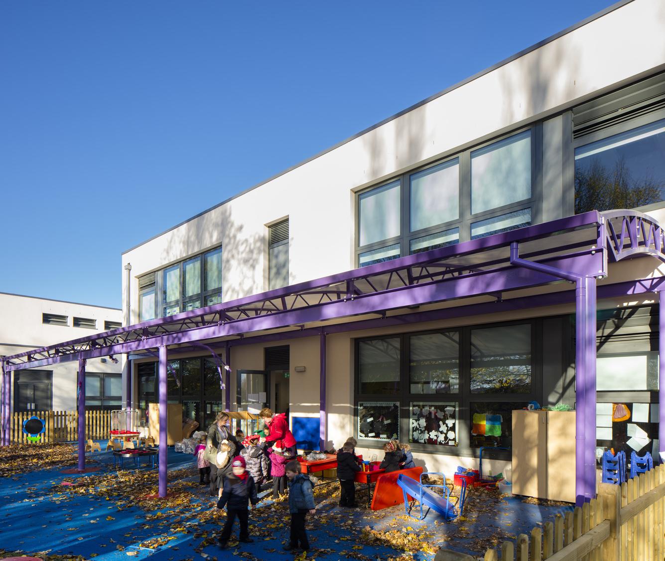 Canterbury Primary School, Kent