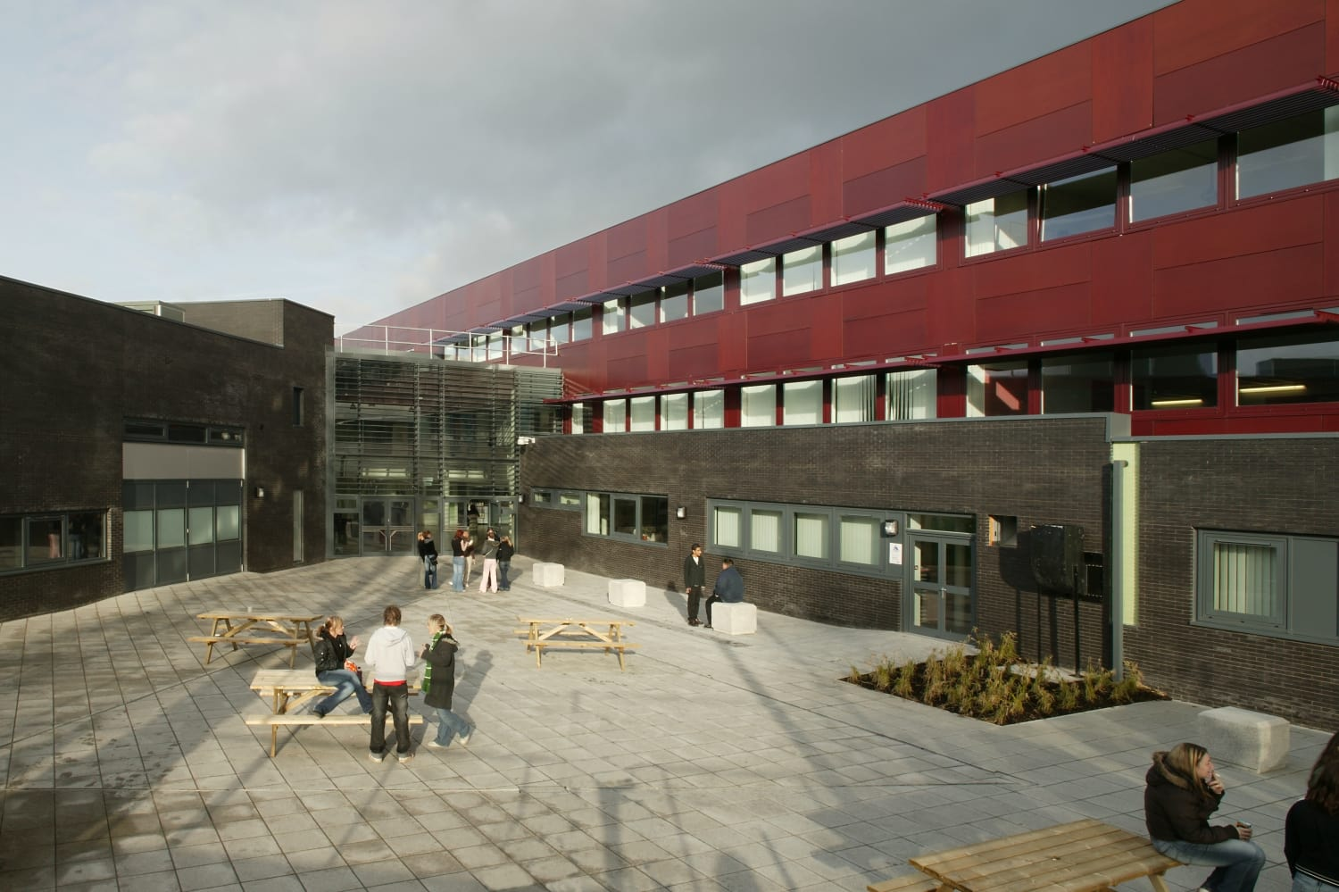 Longley Park Sixth Form College, Sheffield