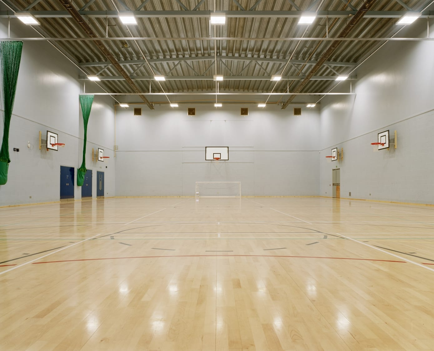 Darlington College Sports Hall