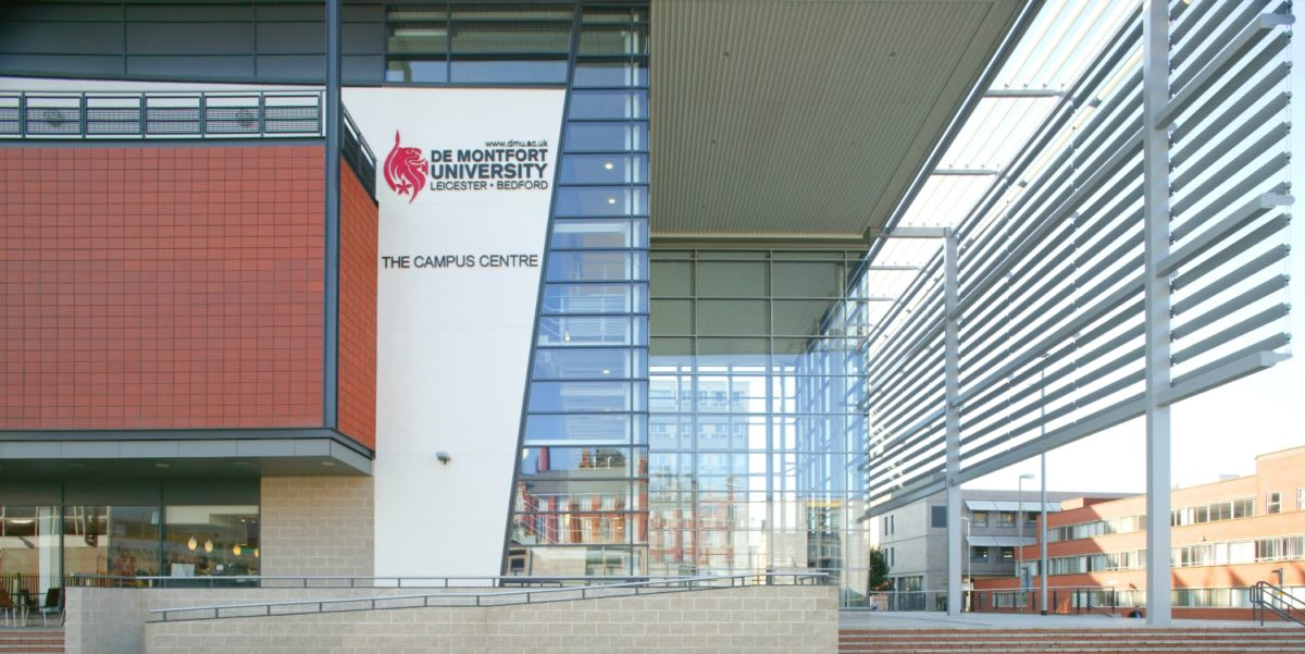 De Montfort University, Leicester