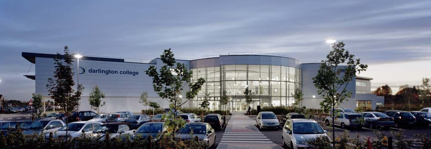 Darlington College  Location: Darlington, Durham  Client: Ellis Williams Architect: Ellis Williams
