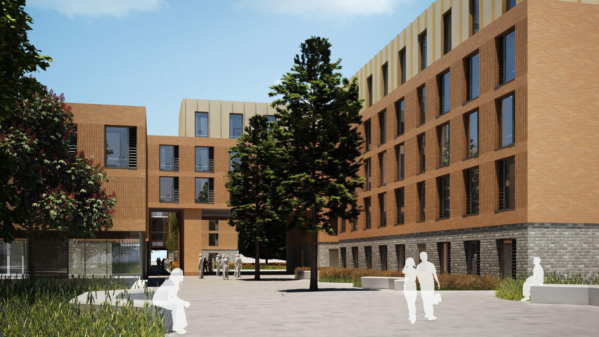 Stoke-on-Trent Student Residence