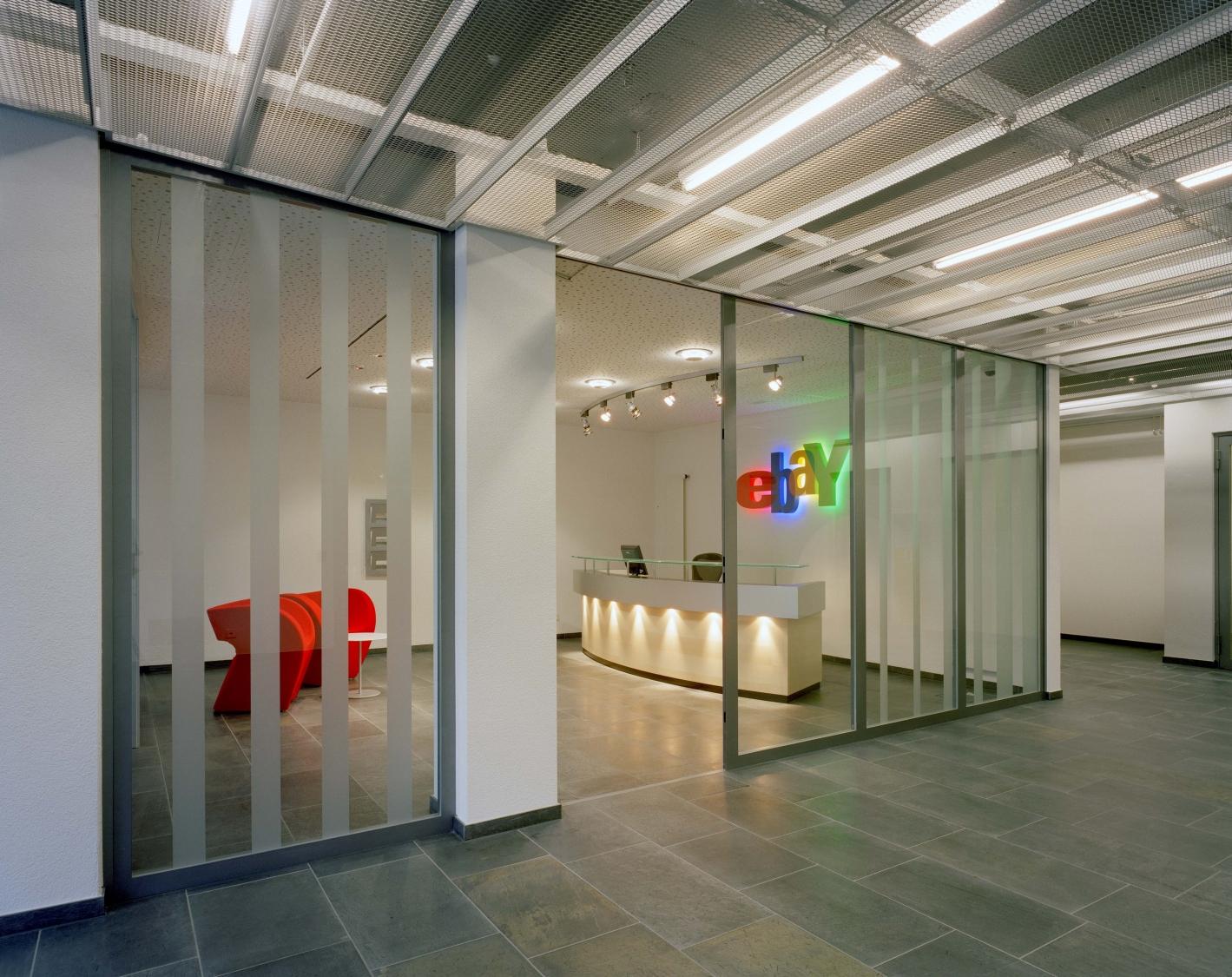 eBay interior