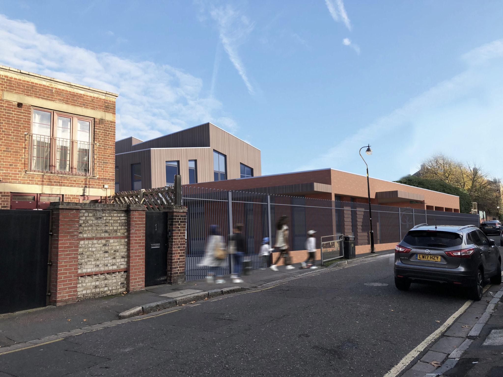 Beormund Primary School, London