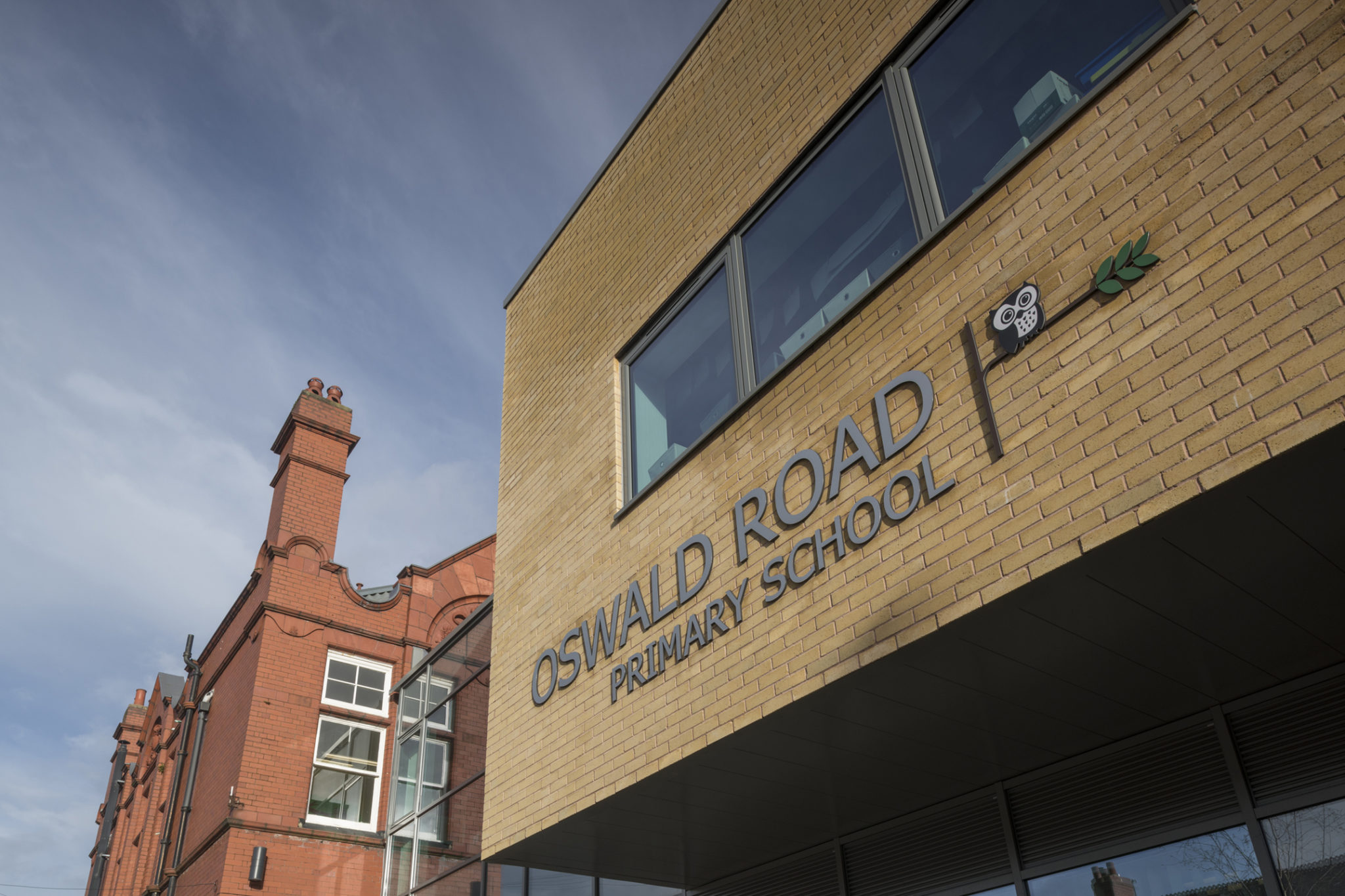 Oswald Road Primary School, Manchester