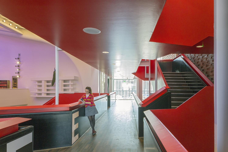 RIBA Award Storyhouse Cultural Centre, Chester