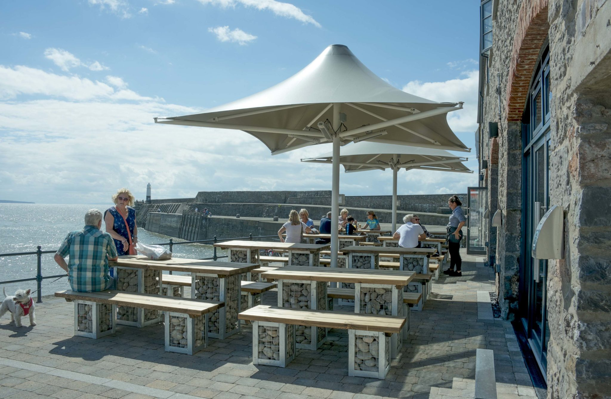 Jennings Building Porthcawl, Wales - RICS Regeneration Award Winner 2018