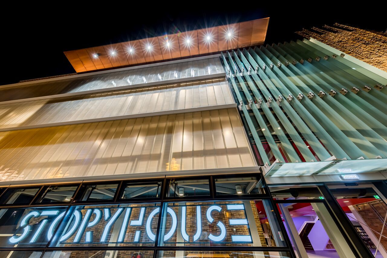North West Construction Award - Storyhouse Cultural Centre, Chester