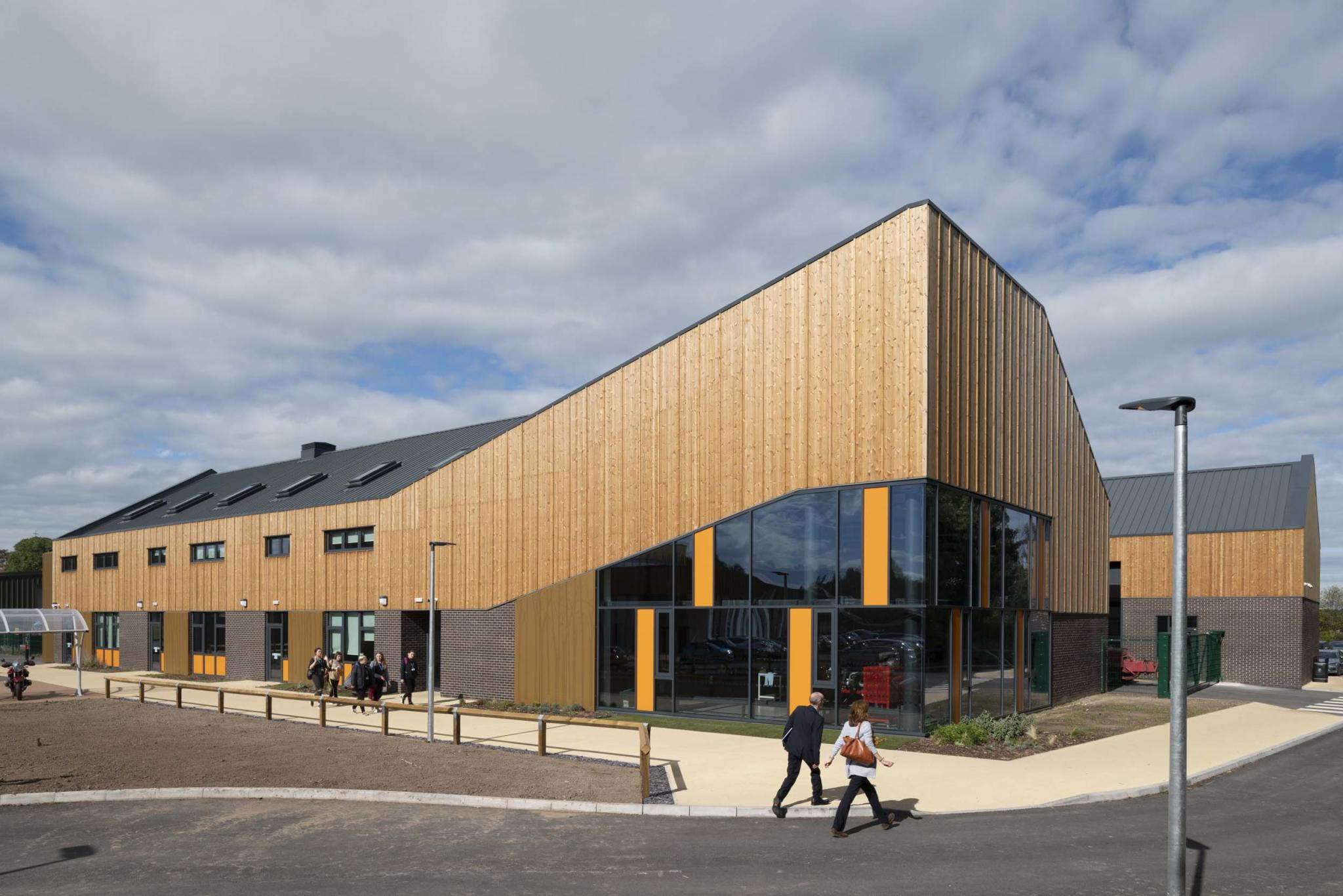 Reaseheath College, National Centre of Excellence for Agri-Tech