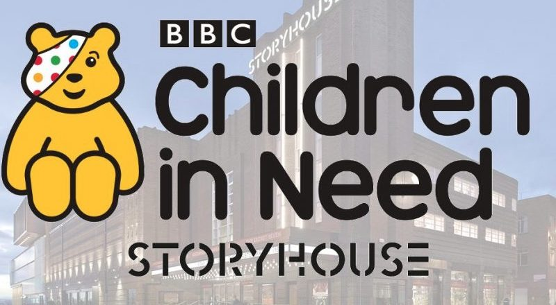 Children in Need at Storyhouse Cultural Centre, Chester