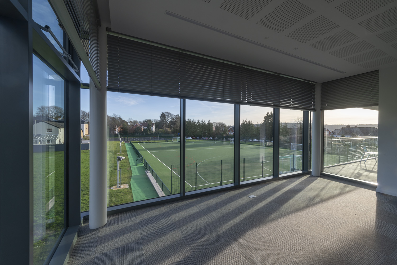 Howell's School Sports Pavilion