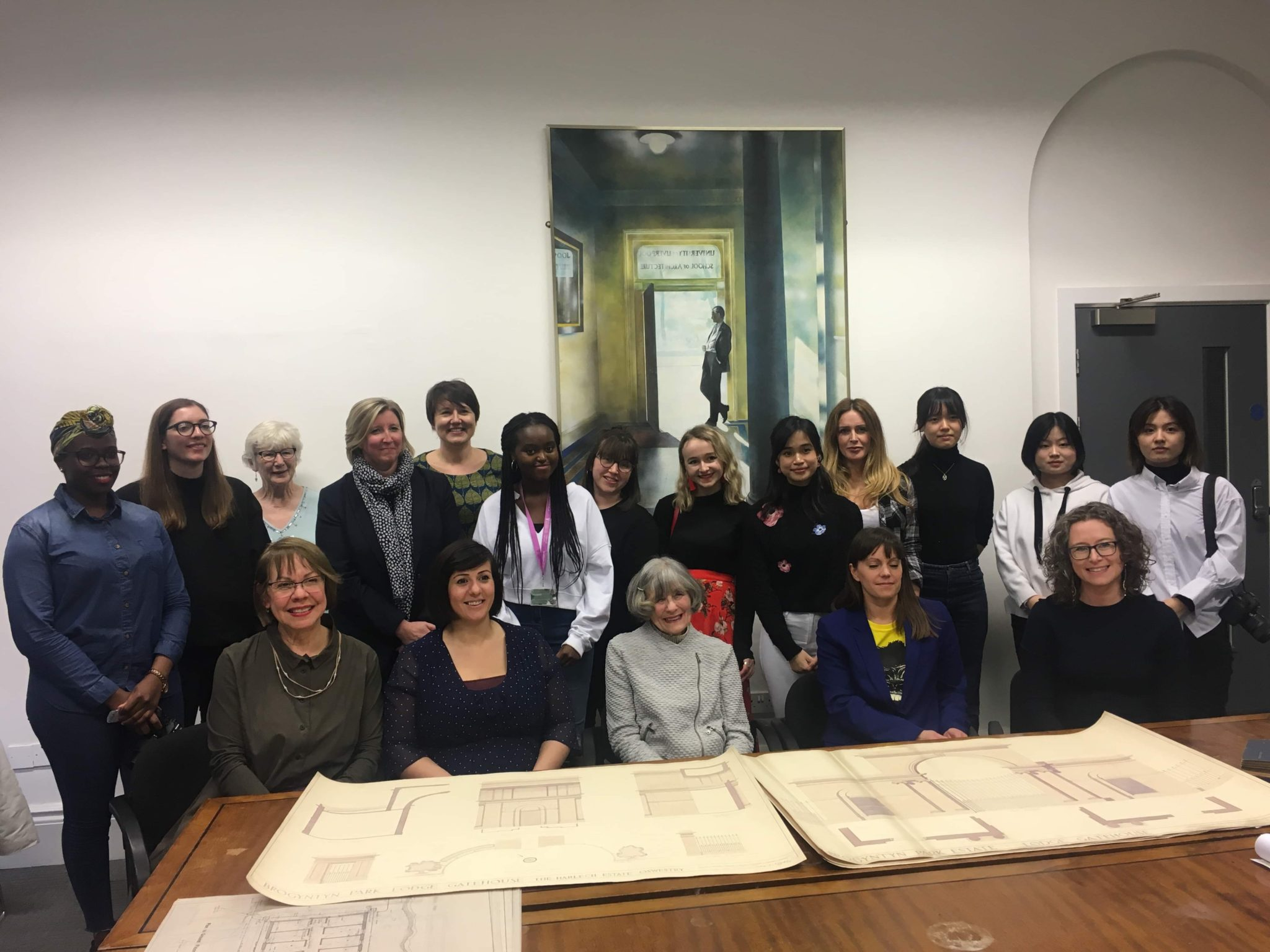 Liverpool School of Architecture Decadesof Women