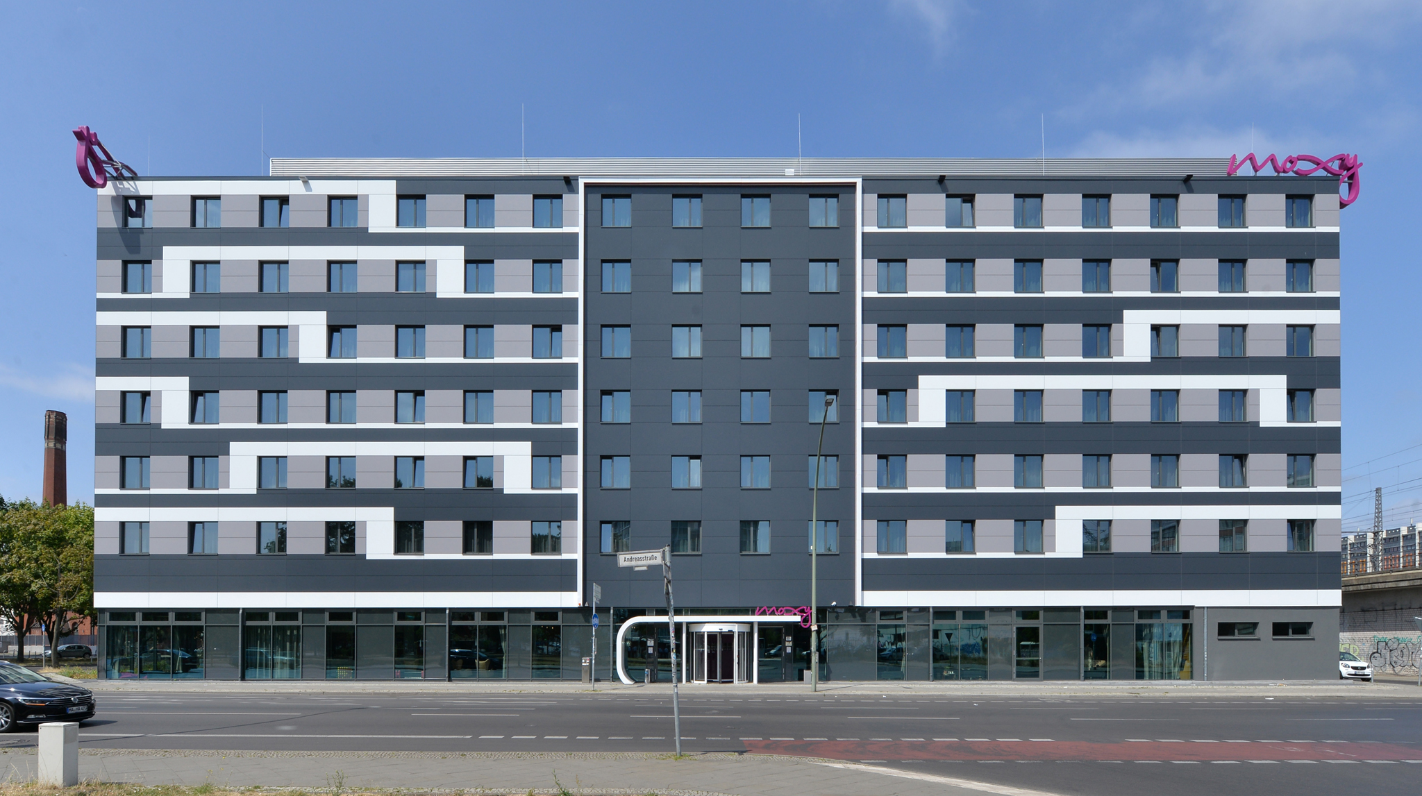 Moxy Hotel Berlin