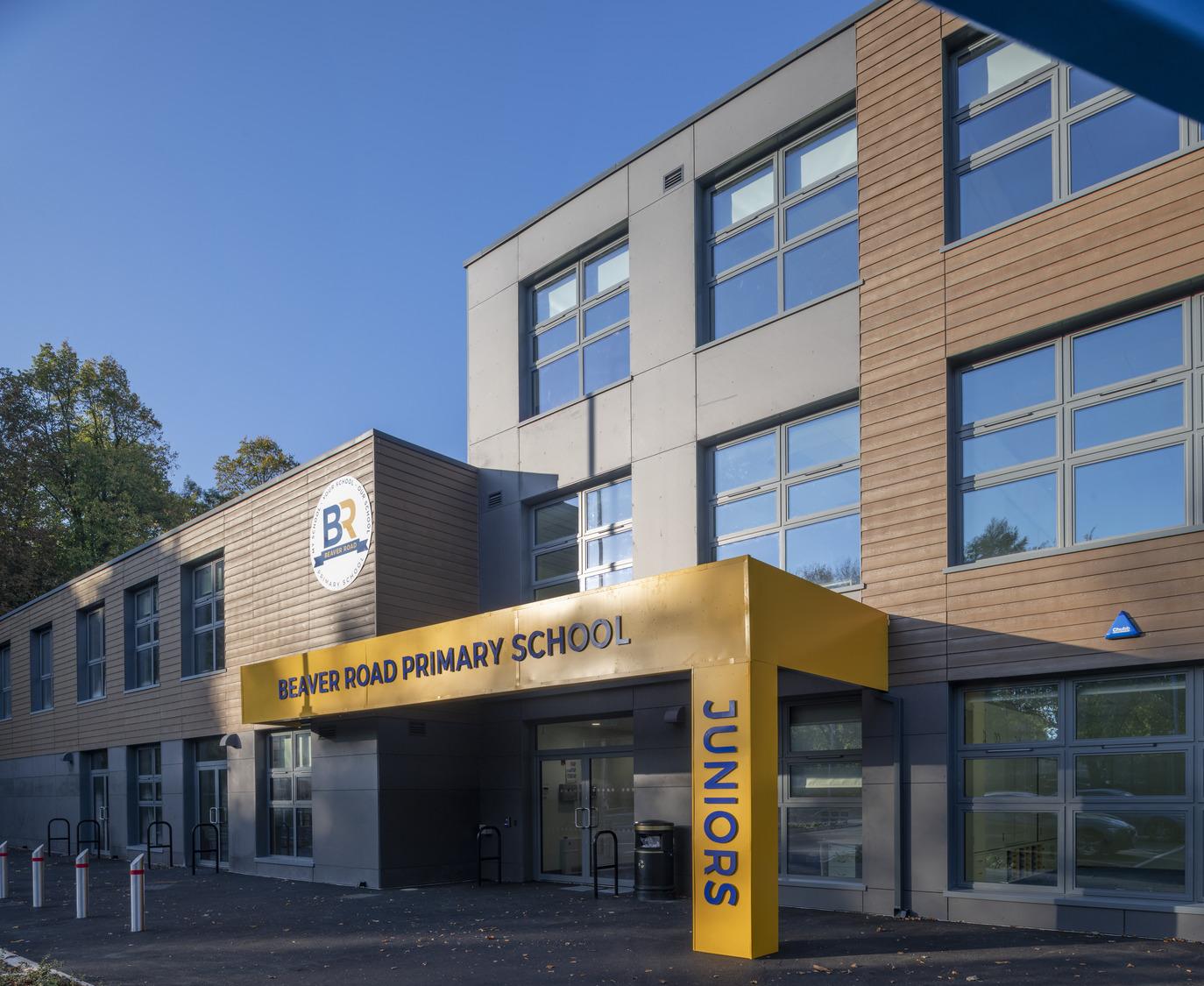Beaver Road Primary School Manchester