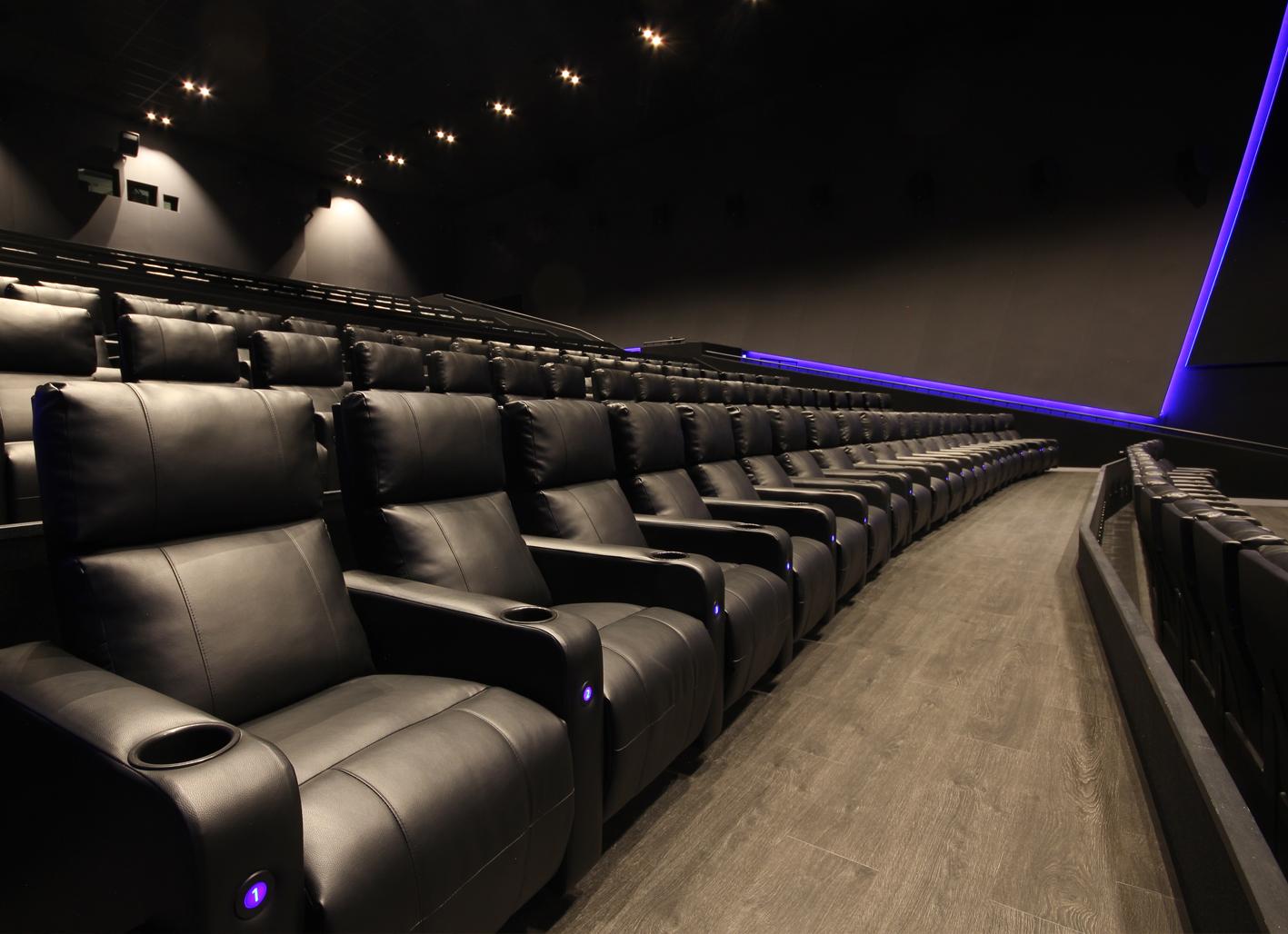 UCI Cinema Gropiuspassagen Berlin
