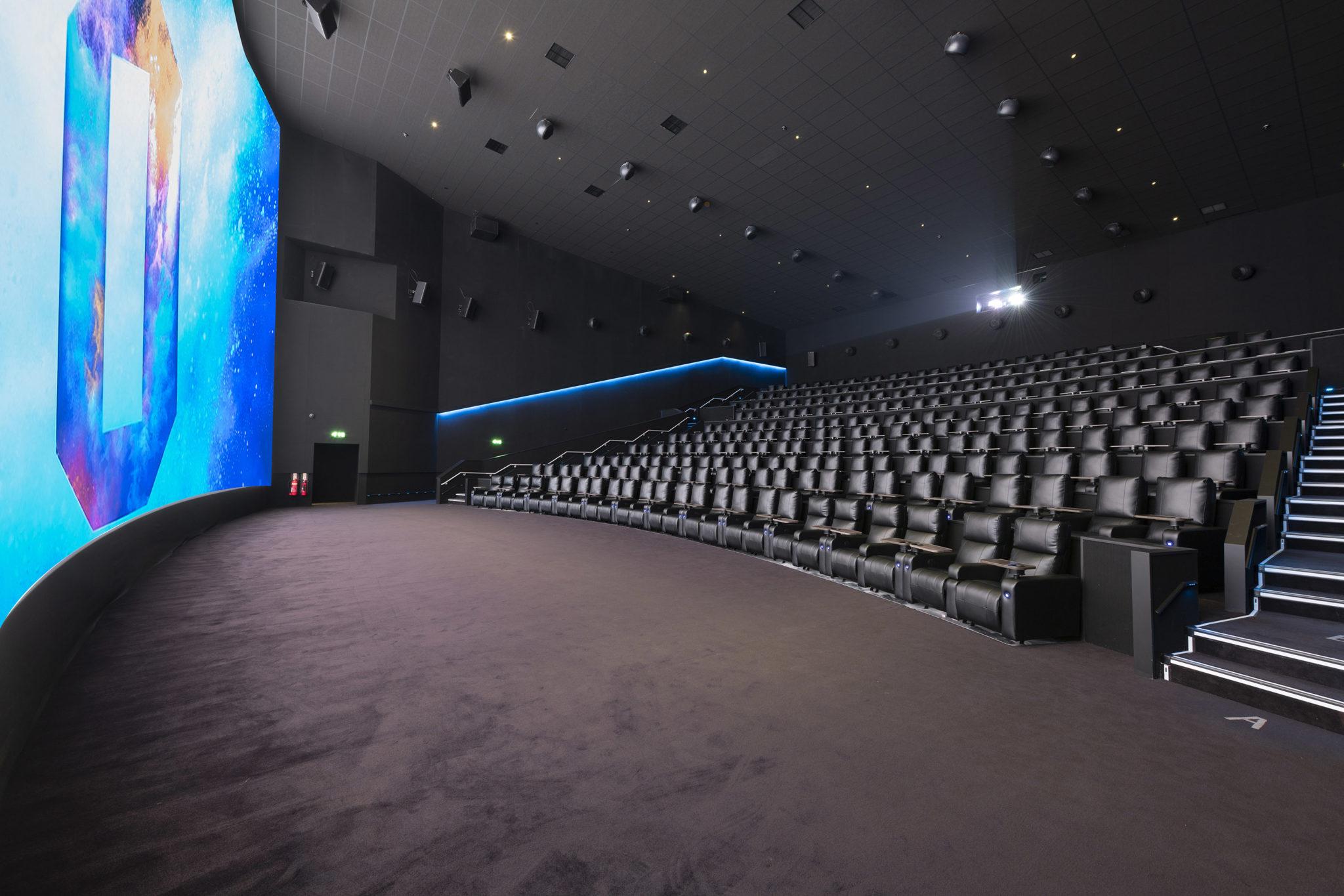 Odeon Cinema Leeds Thorpe Park