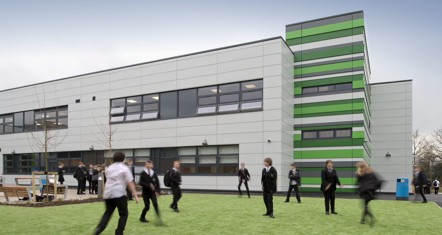Connah's Quay High School, North Wales