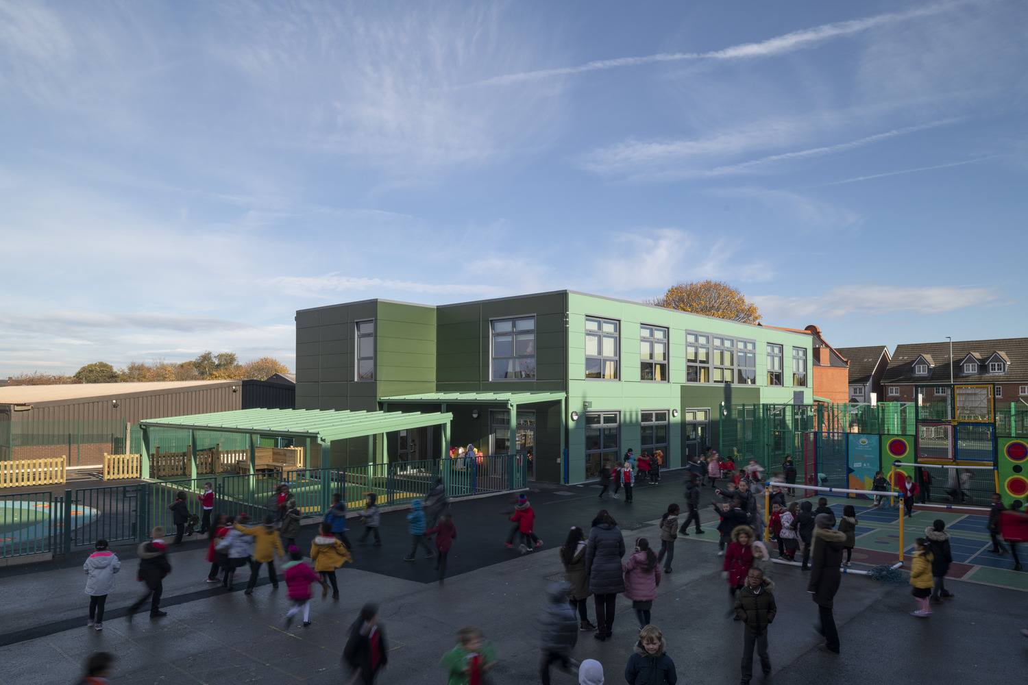 Lily Lane Primary School, Manchester EBN Programme