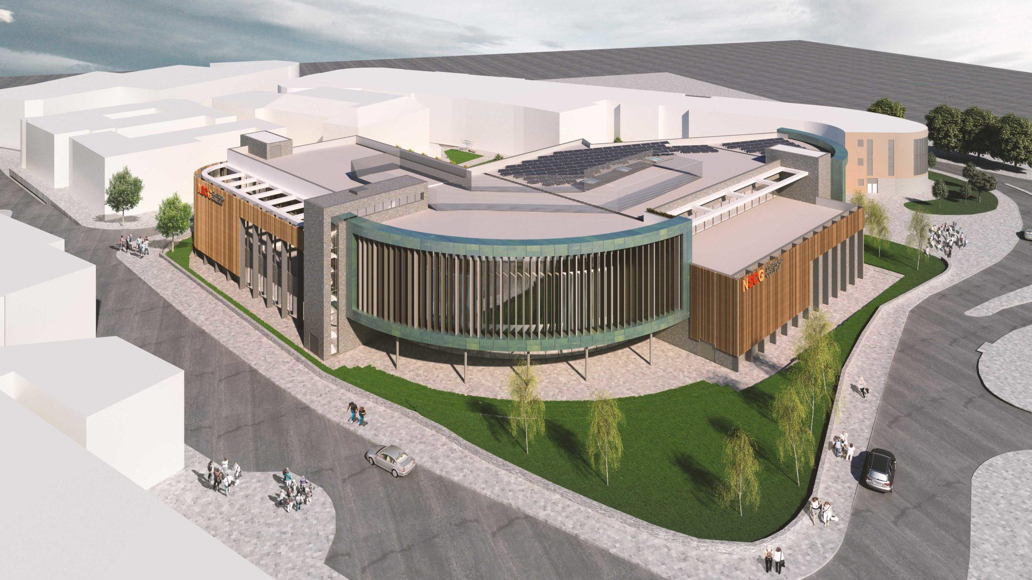 Stafford College Skills and Innovation Hub