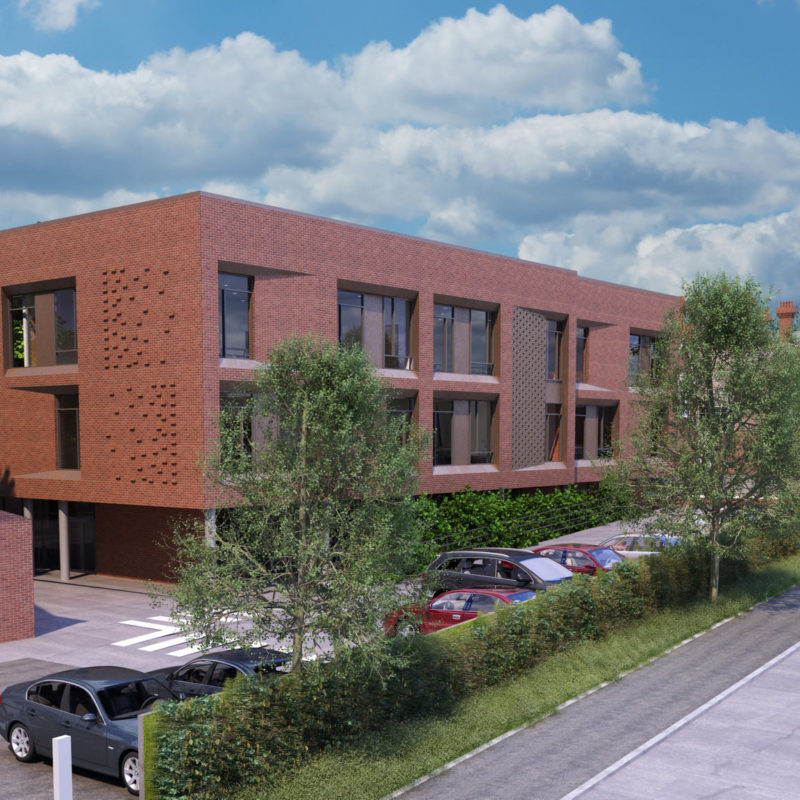 Northwood College for Girls new Science Centre