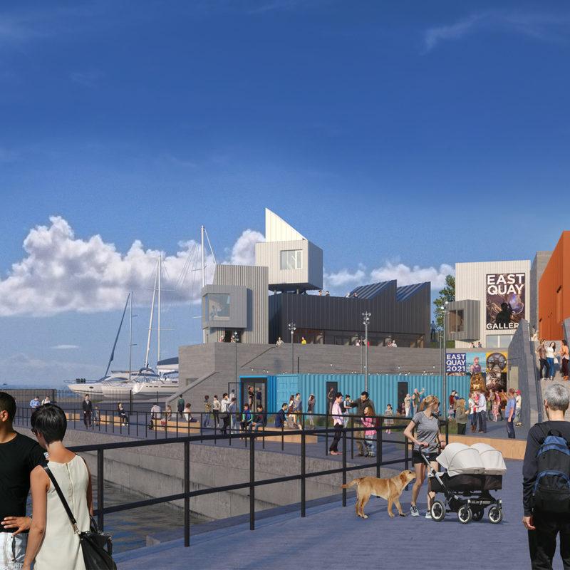 East Quay Cultural and Enterprise Development
