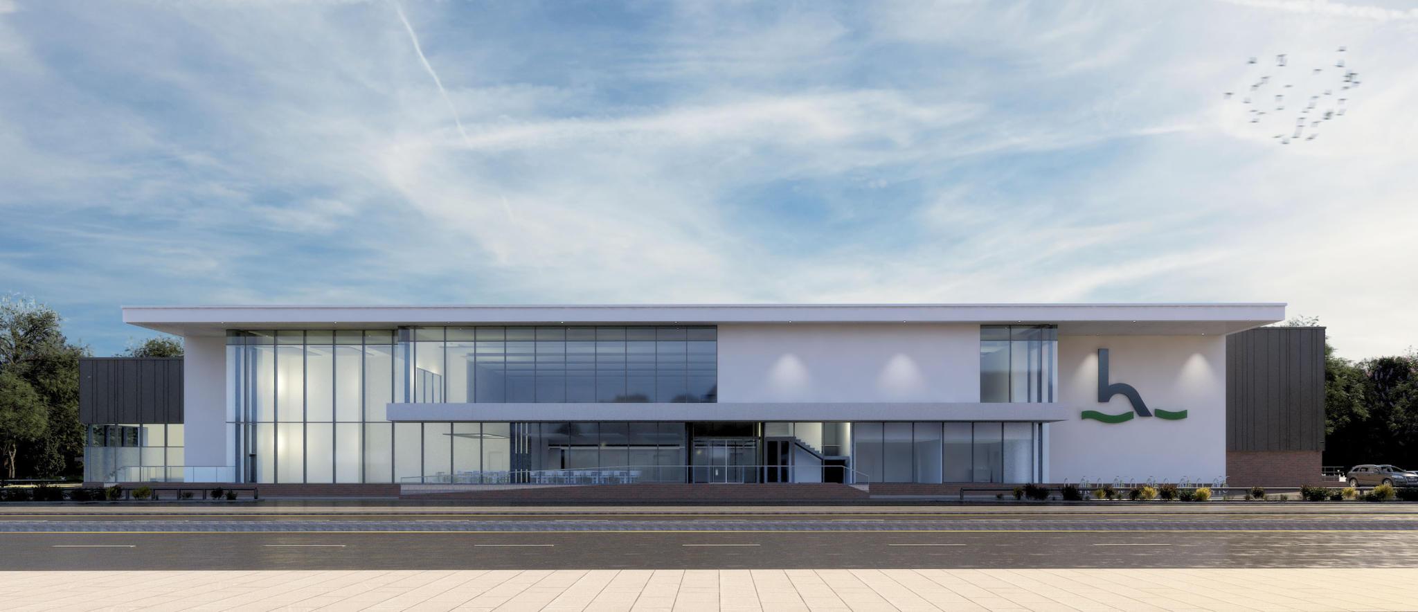 Halton Leisure Centre