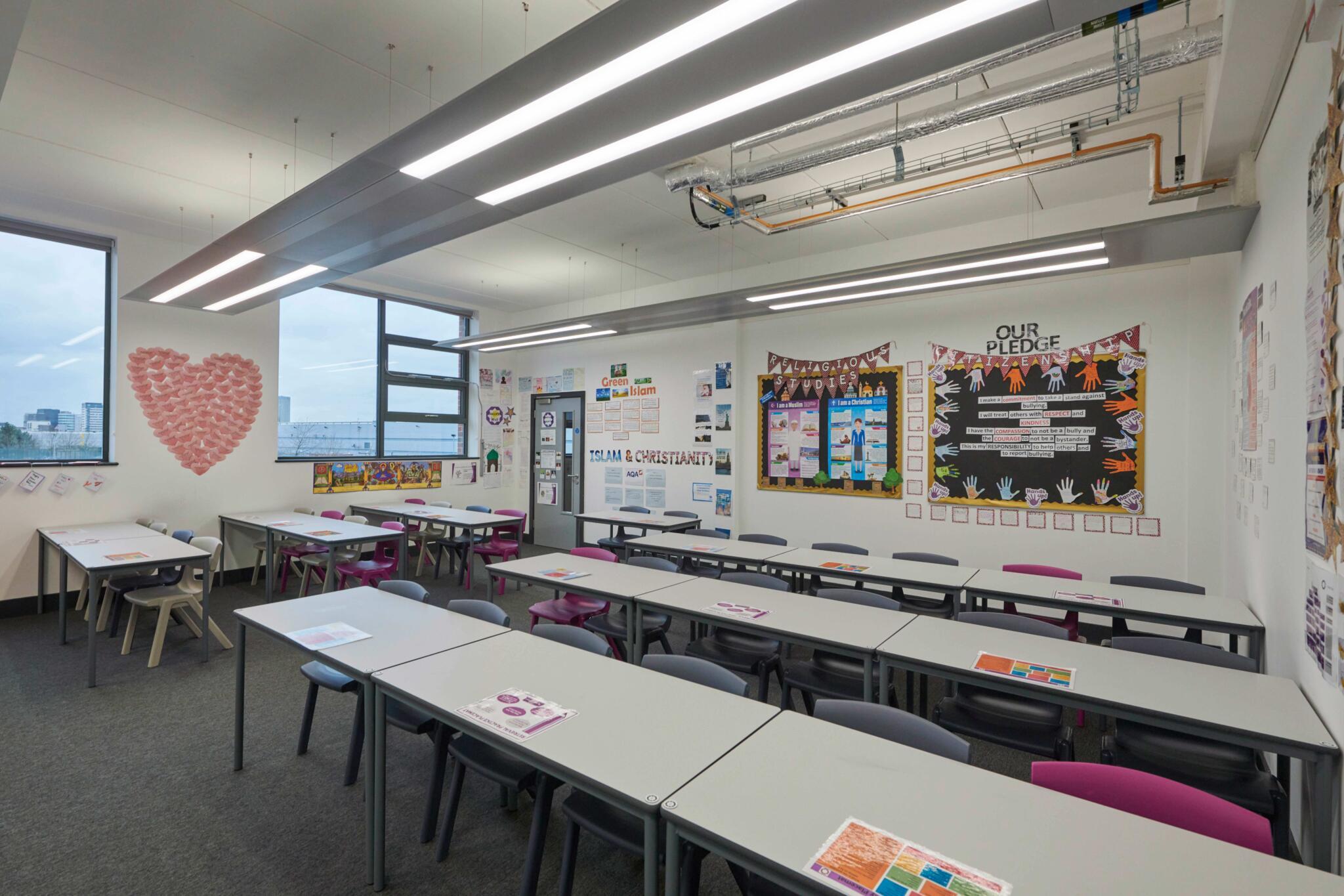 Eden Girls' and Boys' Leadership Academies, Manchester