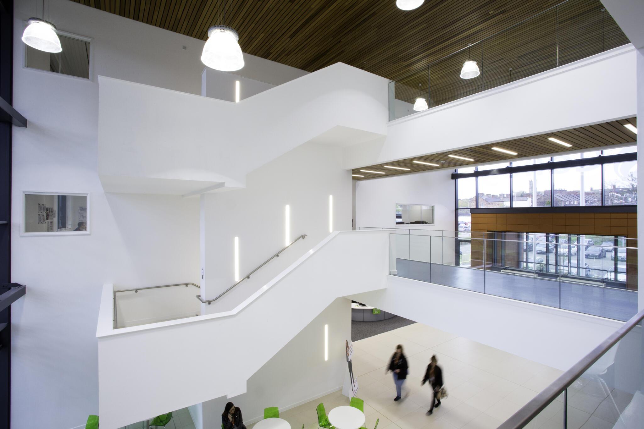 Stoke on Trent College - Cauldon Campus