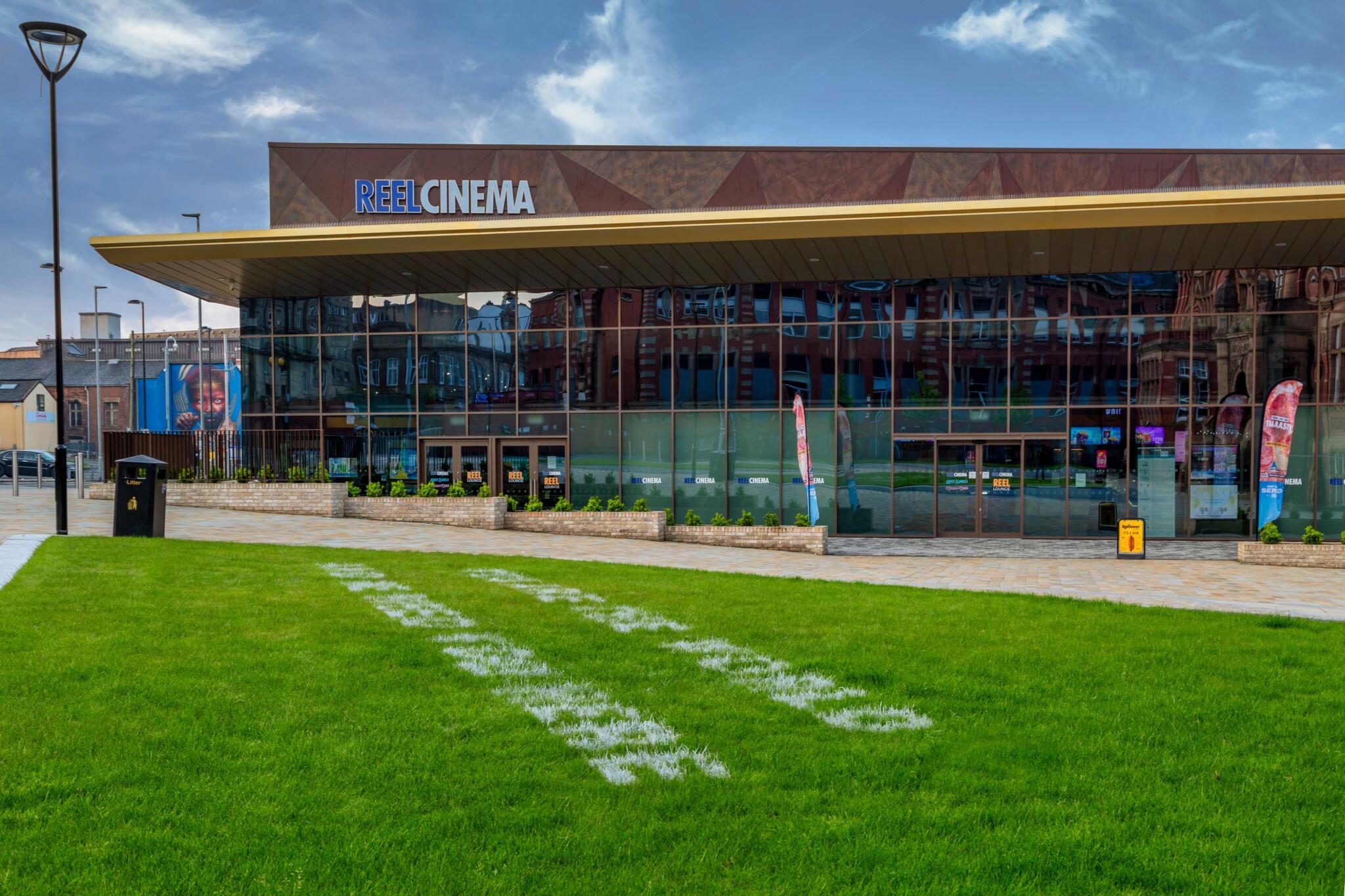 Reel Blackburn Cinema